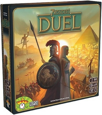 7 Wonders Duel - jeu de base
