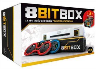 8 bit box - jeu de base
