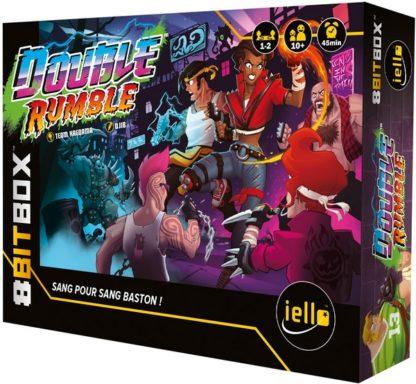 8 bit box ext. Double Rumble