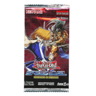 YuGiOh Booster speed duel Cicatrices de Bataille