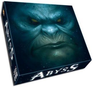 Abyss - jeu de base vert/violet/rouge/jaune/bleu