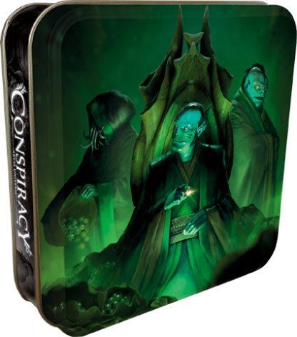 Abyss Conspiracy Universe vert