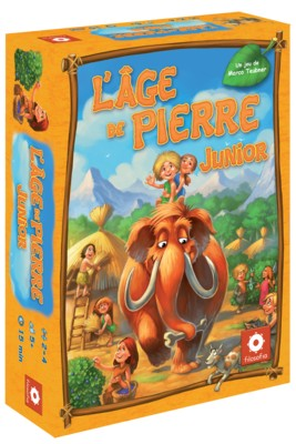 Age de pierre junior