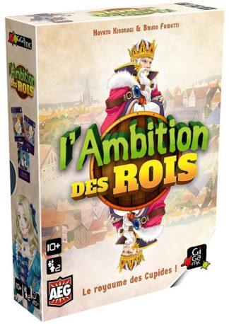 L Ambition des rois
