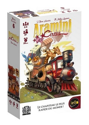 Aramini Circus (Mini Games 6)