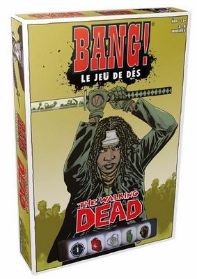 Bang Le jeu de des Walking Dead - jeu de base