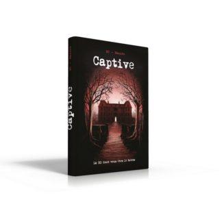 BD dont vous etes le heros : Captive