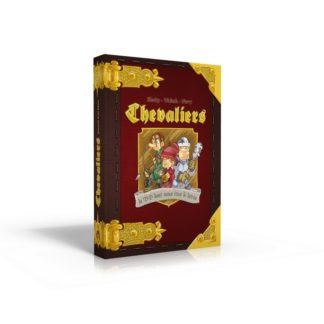 BD dont vous etes le heros : Chevaliers livre 1