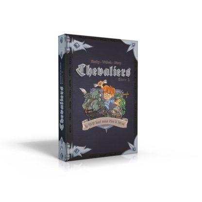 BD dont vous etes le heros : Chevaliers livre 2