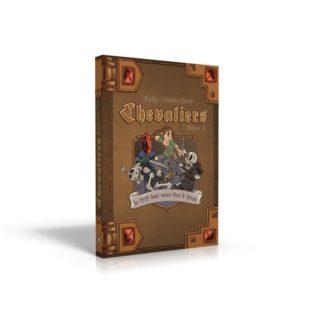 BD dont vous etes le heros : Chevaliers livre 3