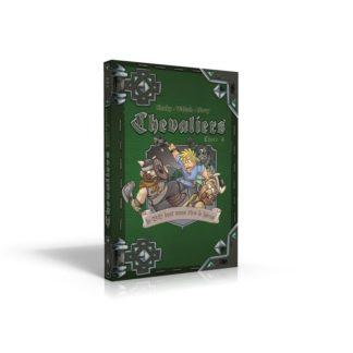 BD dont vous etes le heros : Chevaliers livre 4