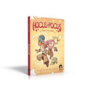 Bd dont vous etes le heros : Hocus pocus