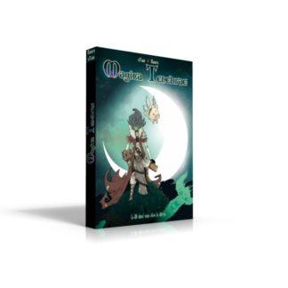BD dont vous etes le heros : Magica tenebrae