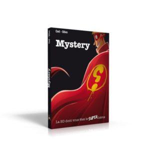 BD dont vous etes le heros : Mystery