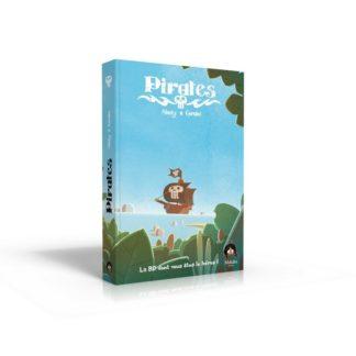 BD dont vous etes le heros : Pirates livre 1