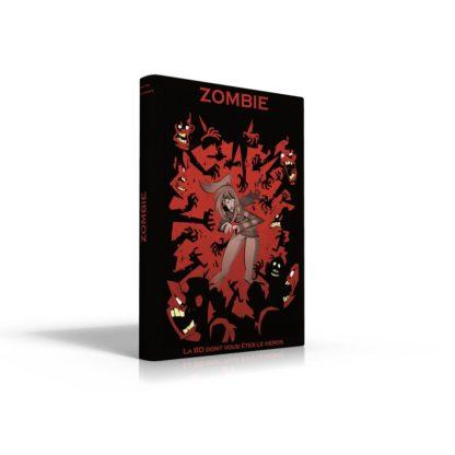BD dont vous etes le heros : Zombie