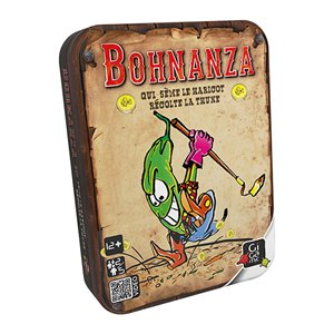 Bohnanza (boite metal)