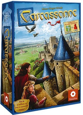 Carcassonne - jeu de base