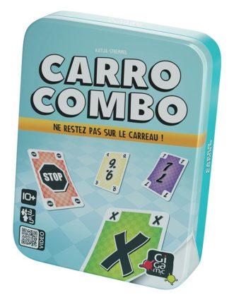 Carro Combo (boite metal)