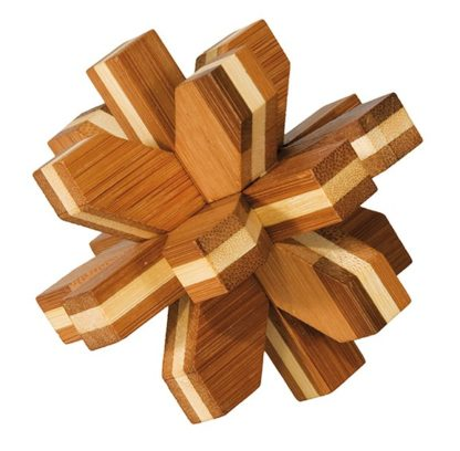 casse tete bamboo cristal