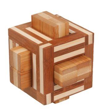 casse tete bamboo quadrature