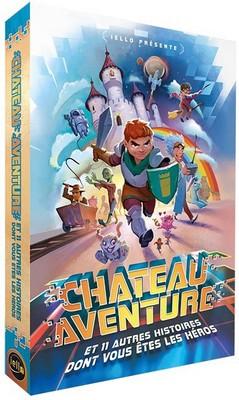 Chateau Aventure jdr - le Jeu de role de societe