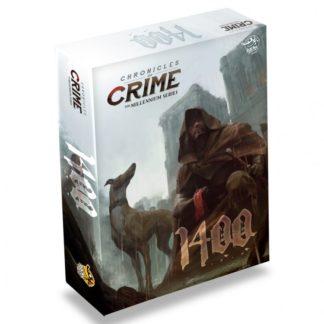 Chronicles of crime Millenium 1400 Notre Dame - jeu de base