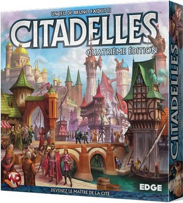 Citadelles 4e edition