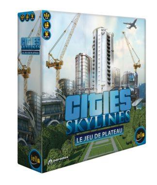 Cities Skylines - jeu de base