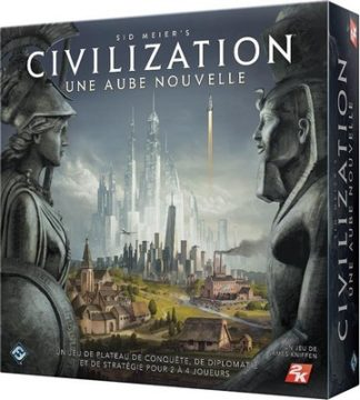 Civilization (Sid Meier) Une Aube Nouvelle - jeu de base