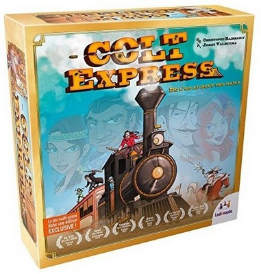 Colt Express (ancienne version) - jeu de base