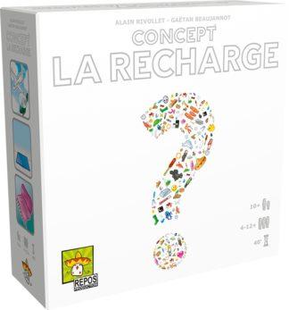 Concept ext. la recharge