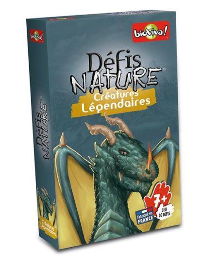 Defis Nature - Creatures Legendaires