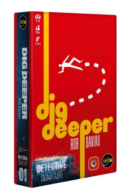 Detective ext. Dig Deeper