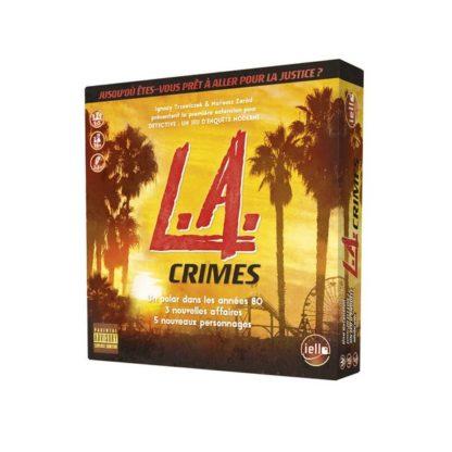 Detective ext. L.A. Crimes