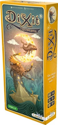 Dixit 5 ext. Daydreams