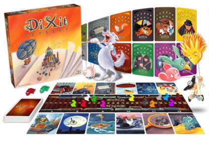 Dixit Odyssey - jeu de base 2