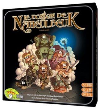 Donjon de Naheulbeuk - jeu de base