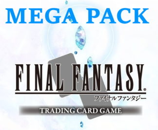 Final Fantasy Mega pack valeur 372€ starter x2 booster x76 [LOT]