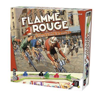Flamme Rouge - jeu de base