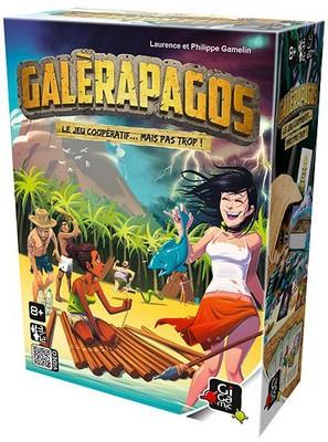 Galerapagos - jeu de base