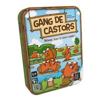 Gang De Castors (boite metal)