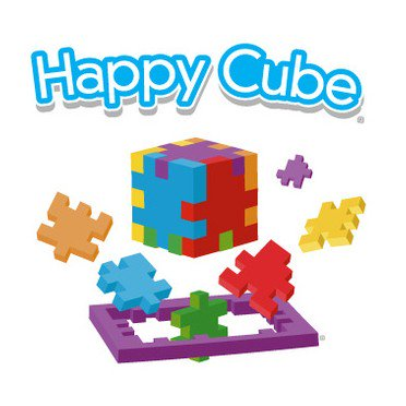 Happy Cube le casse tete au carre