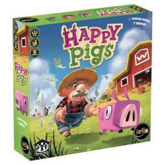 Happy Pigs - jeu de base