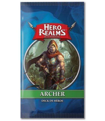 Hero Realms ext. deck de heros Archer