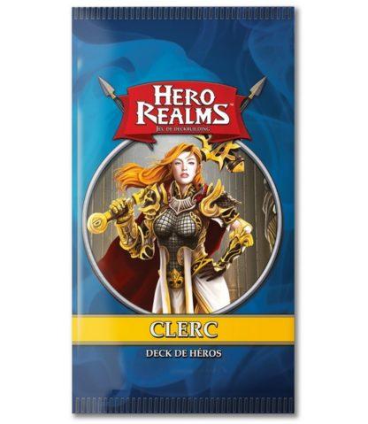 Hero Realms ext. deck de heros Clerc