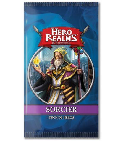 Hero Realms ext. deck de heros Sorcier