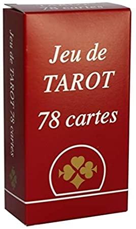 jeu de 78 cartes tarot Gauloise