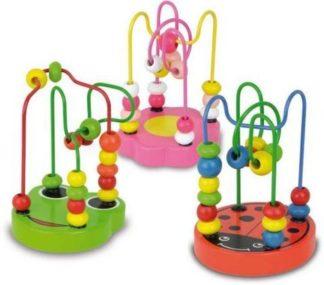 jouet a fil avec boules