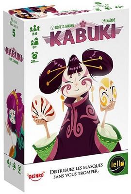 Kabuki (Mini Games 5)